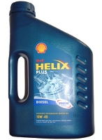 Lubrificantes Shell Helix Plus Diesel 10W-40